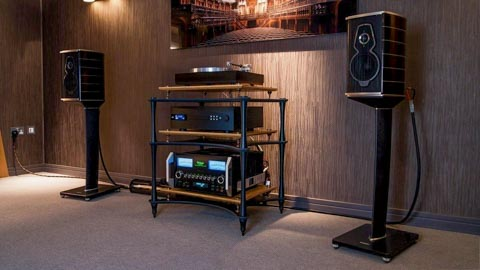 Smart-Fi Music - High-End Stereo Systems